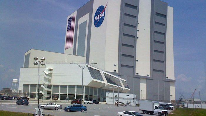 NASA Vertical Assembly Building