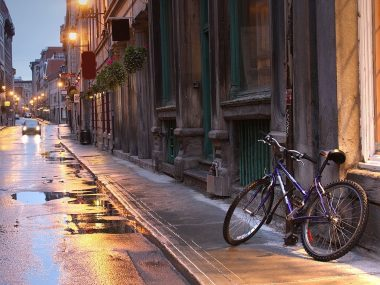 Old Montreal Quebec Canada