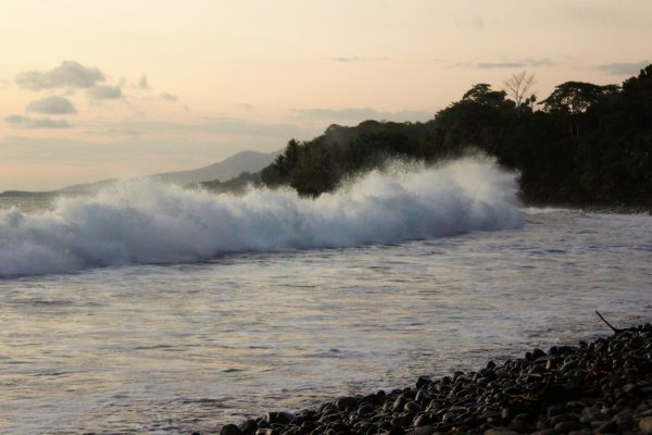 Playa Pinuelas in Puntarenas