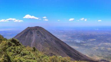 Santa Ana Volcano in EL SALVADOR