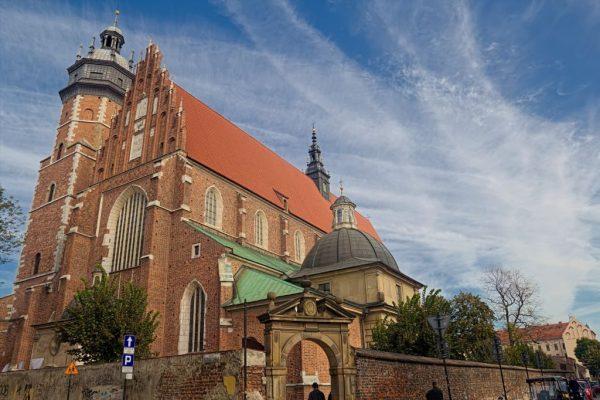 Corpus Christi Basilica in Krakow