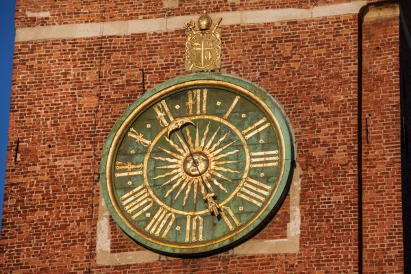 Wawel Cathedral Clock Tower