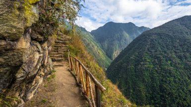 Hiking PERU's Inca Trail