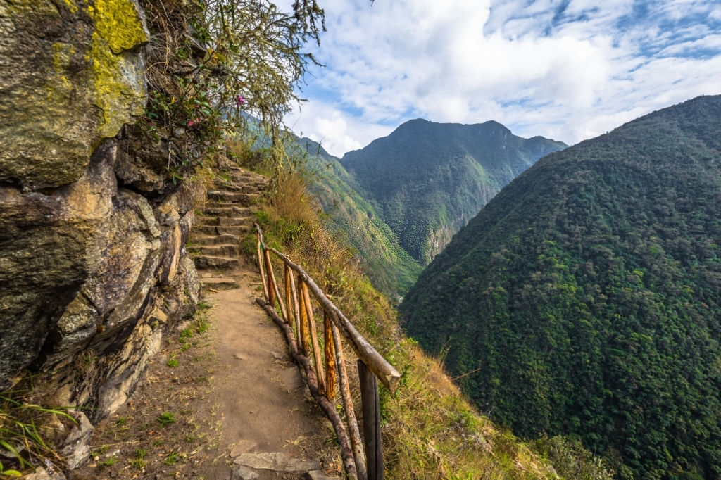 Inca Trail Sun Gate
