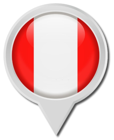 Follow the PERU PIN