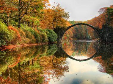 Rakotz Bridge (Devil's Bridge) Germany