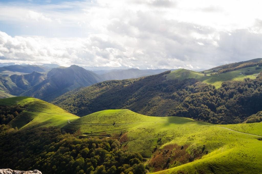 El Camino Santiago - Pyrenees