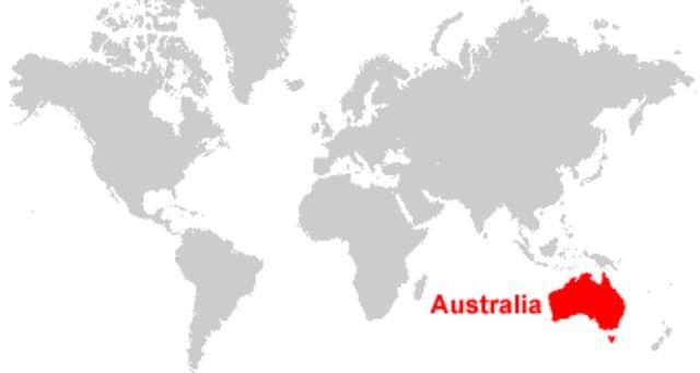 Where is Australia Located?