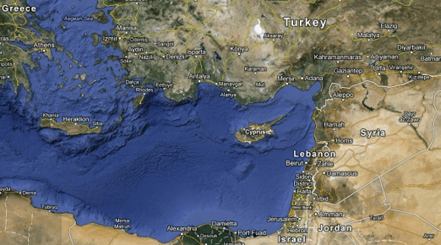 Where is Cyprus Located?