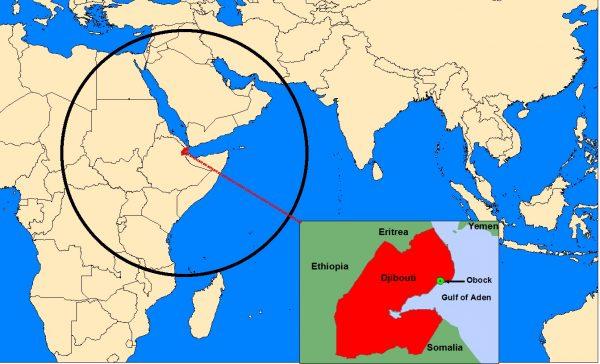 Where is Djibouti Located?