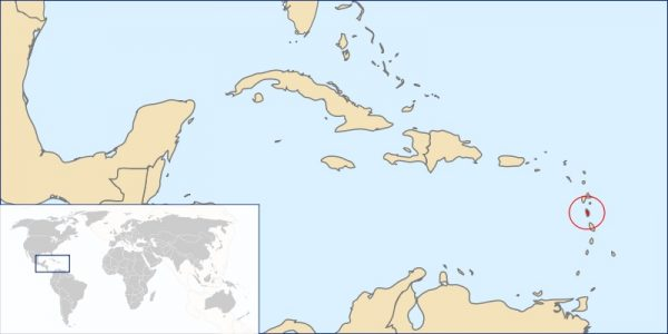Where is Dominica Located?