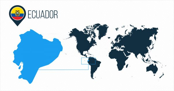 Where is Ecuador Located?