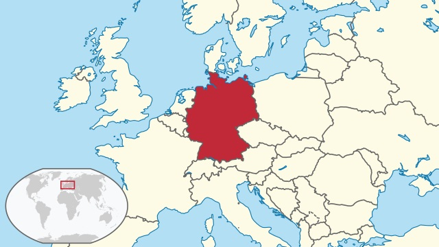 Where is Germany Located?