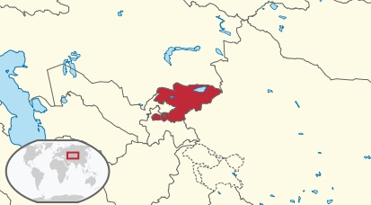 Where is Kyrgyzstan Located?