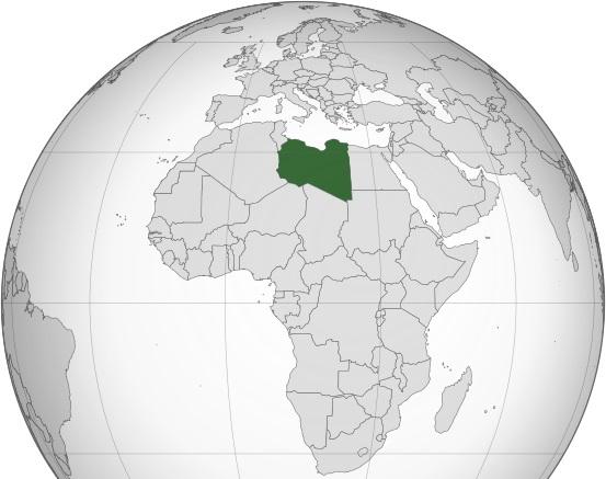 Where is Libya Located?