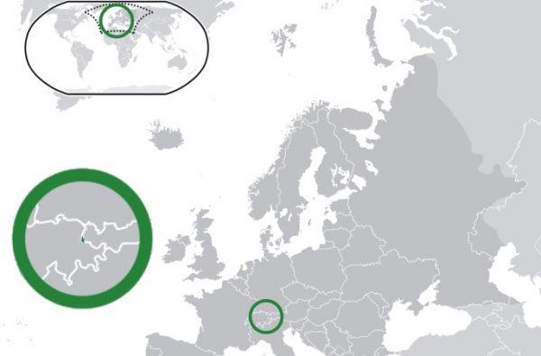 Where is Liechtenstein Located?