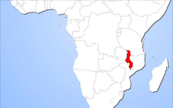 Where is Malawi Located?