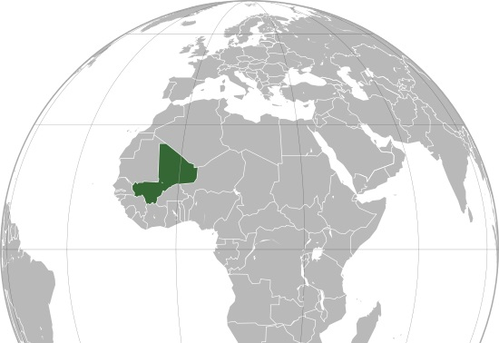 Where is Mali Located?