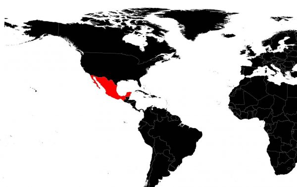 Where is Mexico Located?