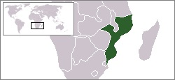 Where is Mozambique Located?