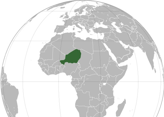 Where is Niger Located?