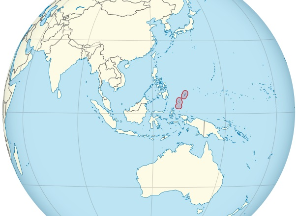 Where is Palau Located?