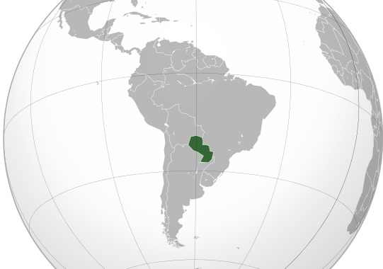 Where is Paraguay Located?