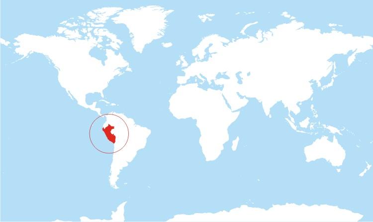 Where is Peru Located?