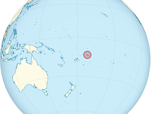 Where is Samoa Located?