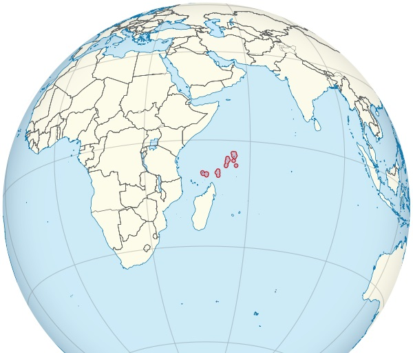 Where is Seychelles Located?