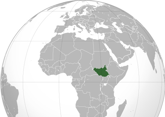 Where is South Sudan Located?