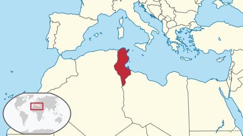 Where is Tunisia Located?