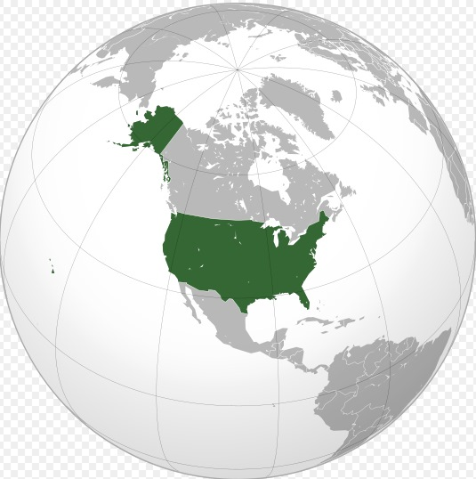 Where is the United States Located?